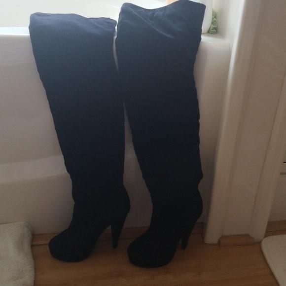 b5f08b8a2fee Love Culture Shoes - Thigh High Boots